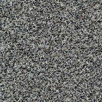 çok renkli noktalı kumaş desenli karo halı