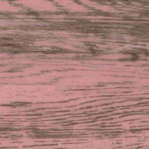 Pembe renk ahşap görünümlü karo pvc