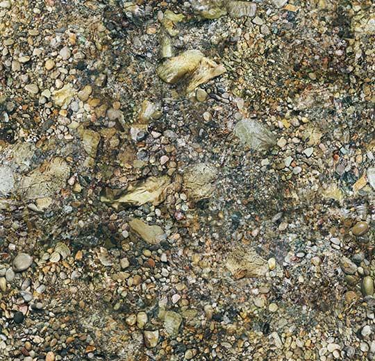 taş toprak desenli halı