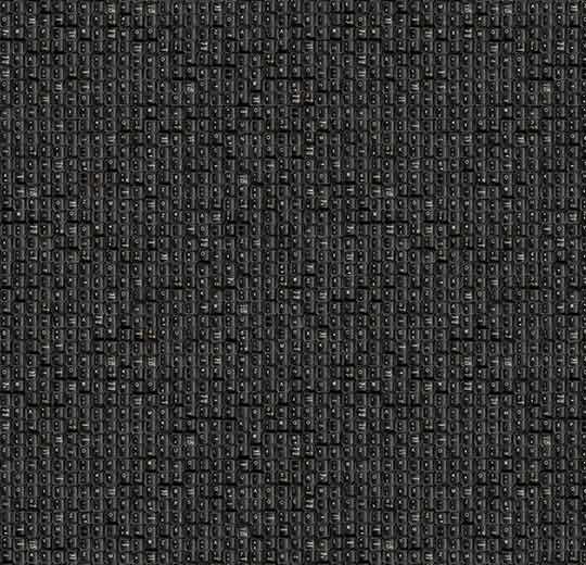 siyah klavye desenli leke tutmayan halı - otel halısı