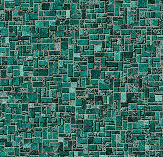 010027 mosaic aqua marina