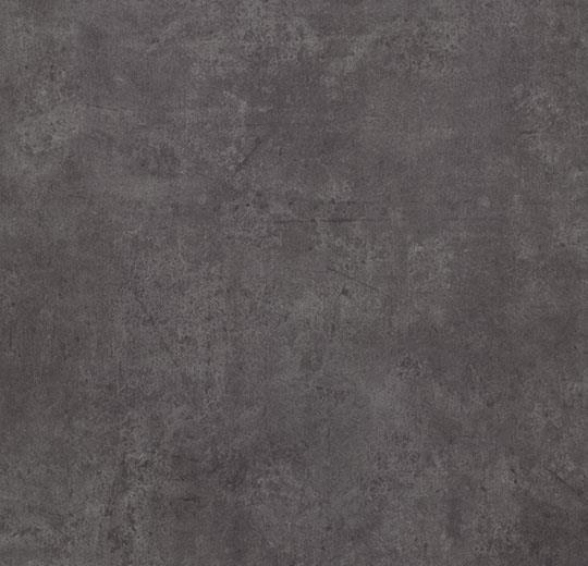 Kömür siyahı beton görünümlü karo pvc zemin kaplama
