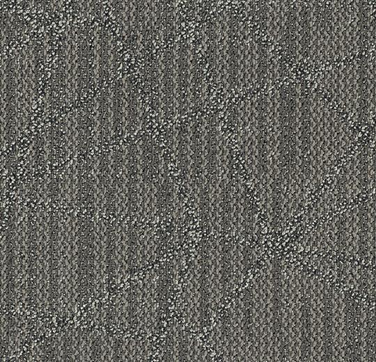ağ desenli koyu gri karo ofis halısı