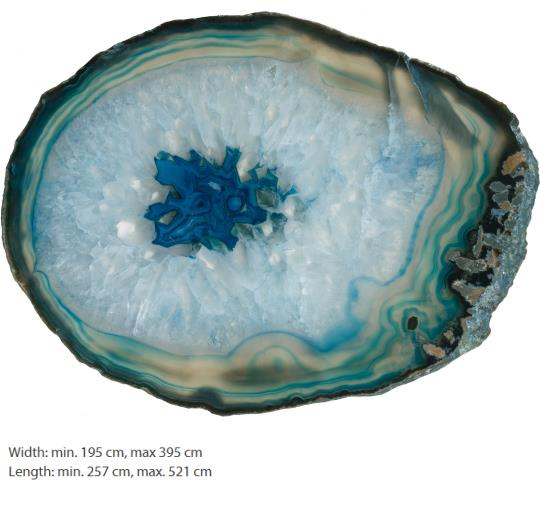 44912 colourful geode