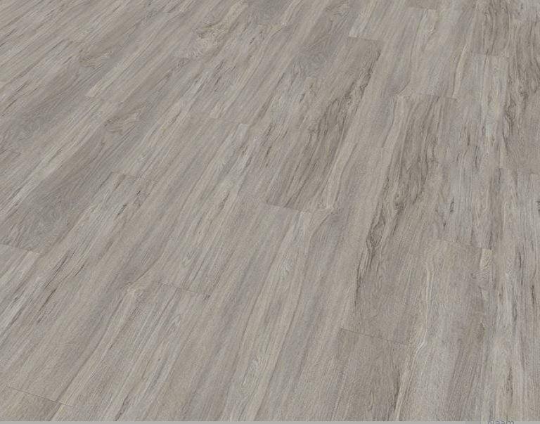 Gri meşe ahşap desenli plank karo pvc zemin yer kaplama