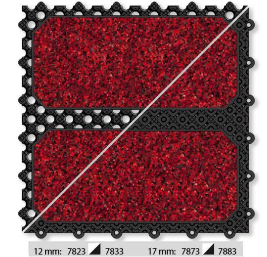 7823-7833-7873-7883 cardinal red