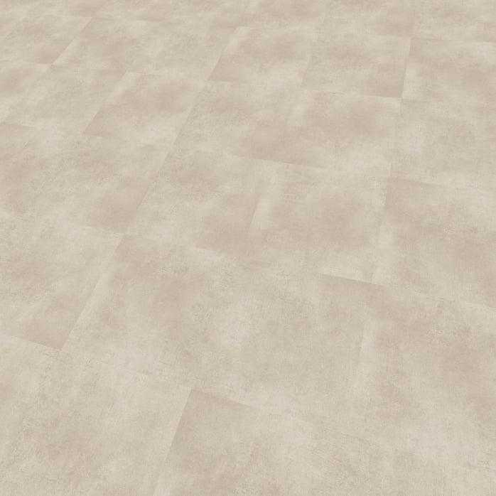 açık gri mermer görünümlü karo pvc zemin kaplama