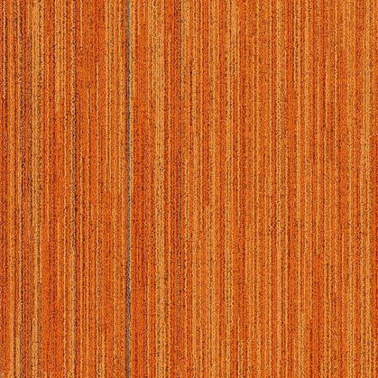 turuncu karo halı