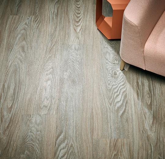 Allura wood glue down LVT zemin kaplama görseli 12
