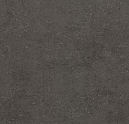 koyu gri beton görünümlü karo pvc zemin kaplama