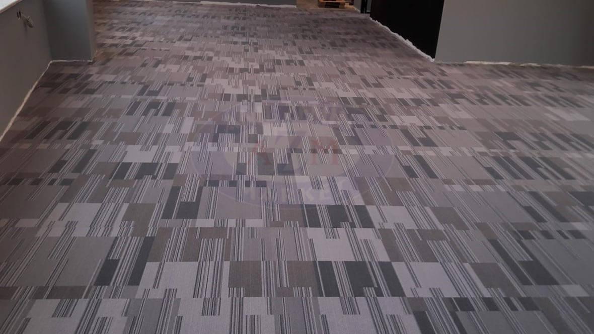 leke tutmayan ofis halısı Flotex linear cirrus