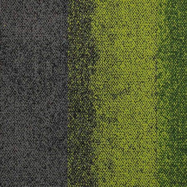 gri ve yeşil karo halı