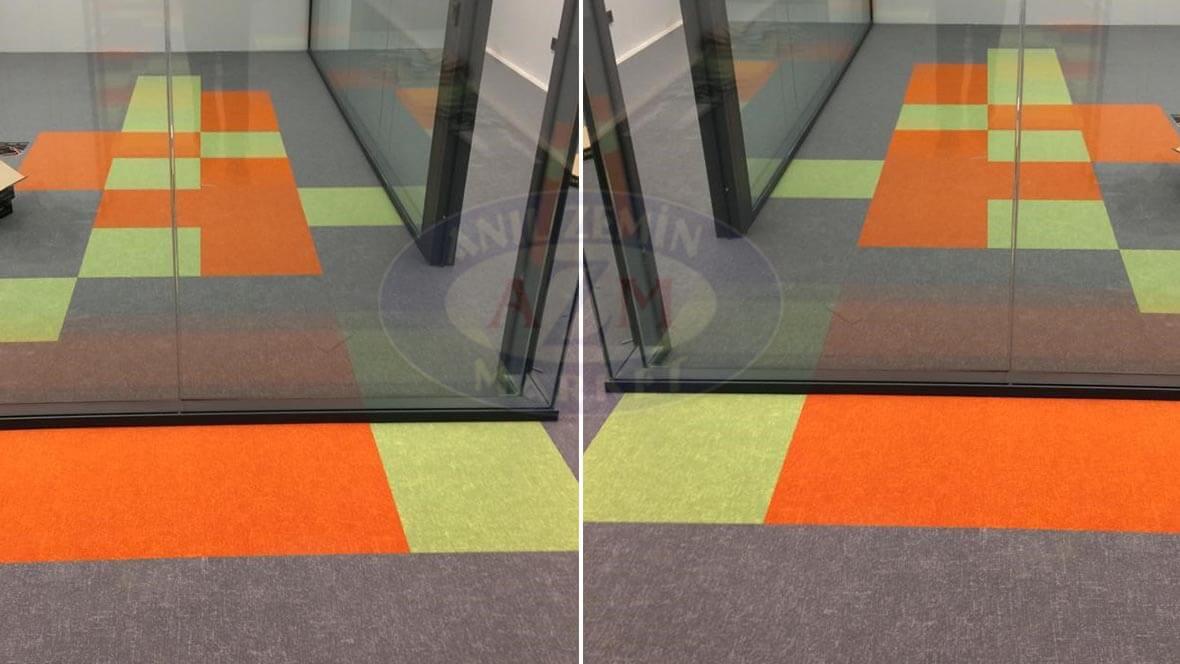 leke tutmayan karo ofis halısı : flotex metro