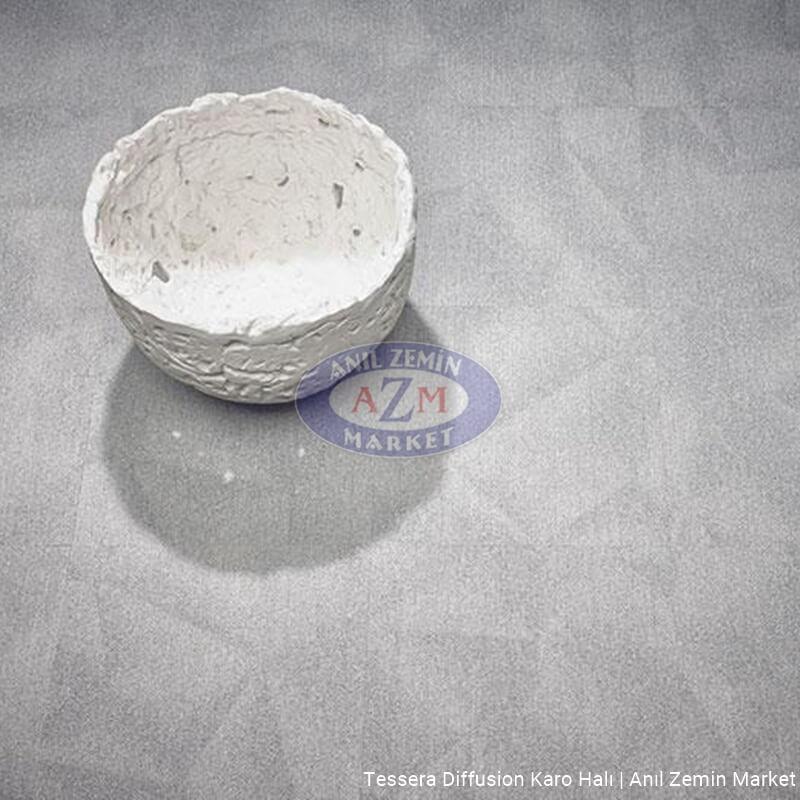 Tessera diffusion karo halı uygulama görseli - 2013