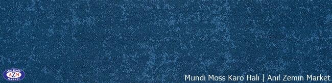 koyu mavi ofis halı