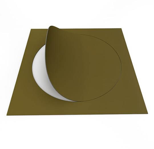 63578DR7 khaki circle
