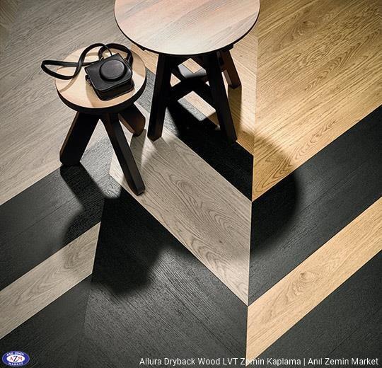 Allura Dryback Wood Ahşap desenli LVT zemin kaplama 63497DR7-63497DR5 grey waxed oak2