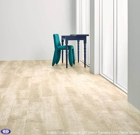 AZM Enduro dryback kereste desenli pvc vinil LVP-LVT zemin kaplama 69130DR3-69130CL3 natural white oak1