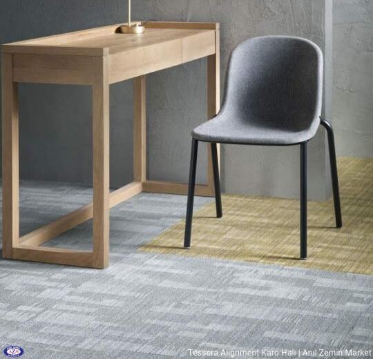 Tessera alignment polyamid 50x50 Karo Halı - ofis halısı 6