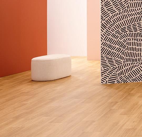 Anıl Zemin sarlon 15db-19db wood ahşap desenli akustik heterojen vinil kaplama 8513T4315-8513T4319 blond chill oak 1