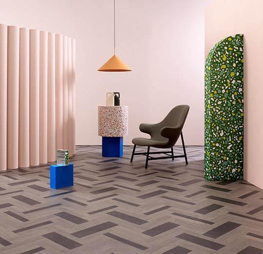 Anıl Zemin sarlon 15db-19db wood akustik heterojen vinil kaplama 9209T4315-9209T4319 dark hybrid wood concrete2