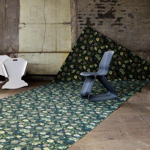 Flotex Van Gogh rulo halı uygulama görseli - 942 Lullaby