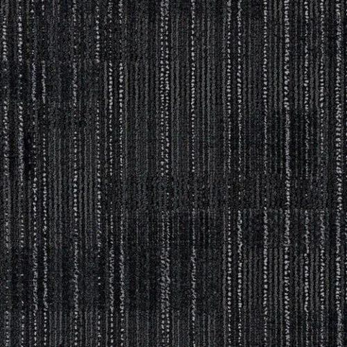 beyaz çizgili siyah karo halı