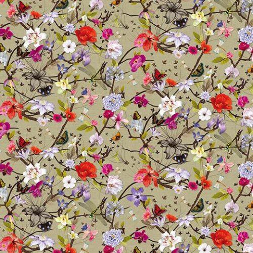 840004 Botanical Poppy