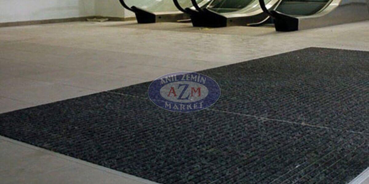 AZM Pearl iç mekan Alüminyum Paspas Havuz içi nem alıcı antibakteriyel paspas 1