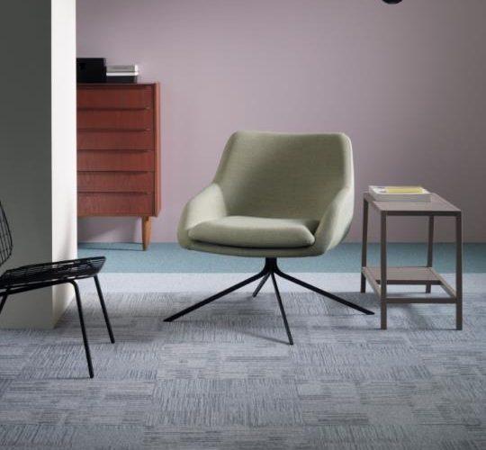 AZM Highland polyamid 50x50 Ofis Karo Halı 5