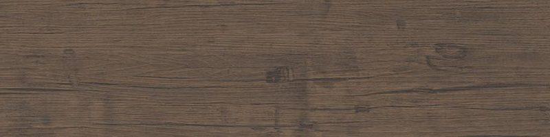 Ahşap desenli koyu renk plank karo pvc zemin kaplaması