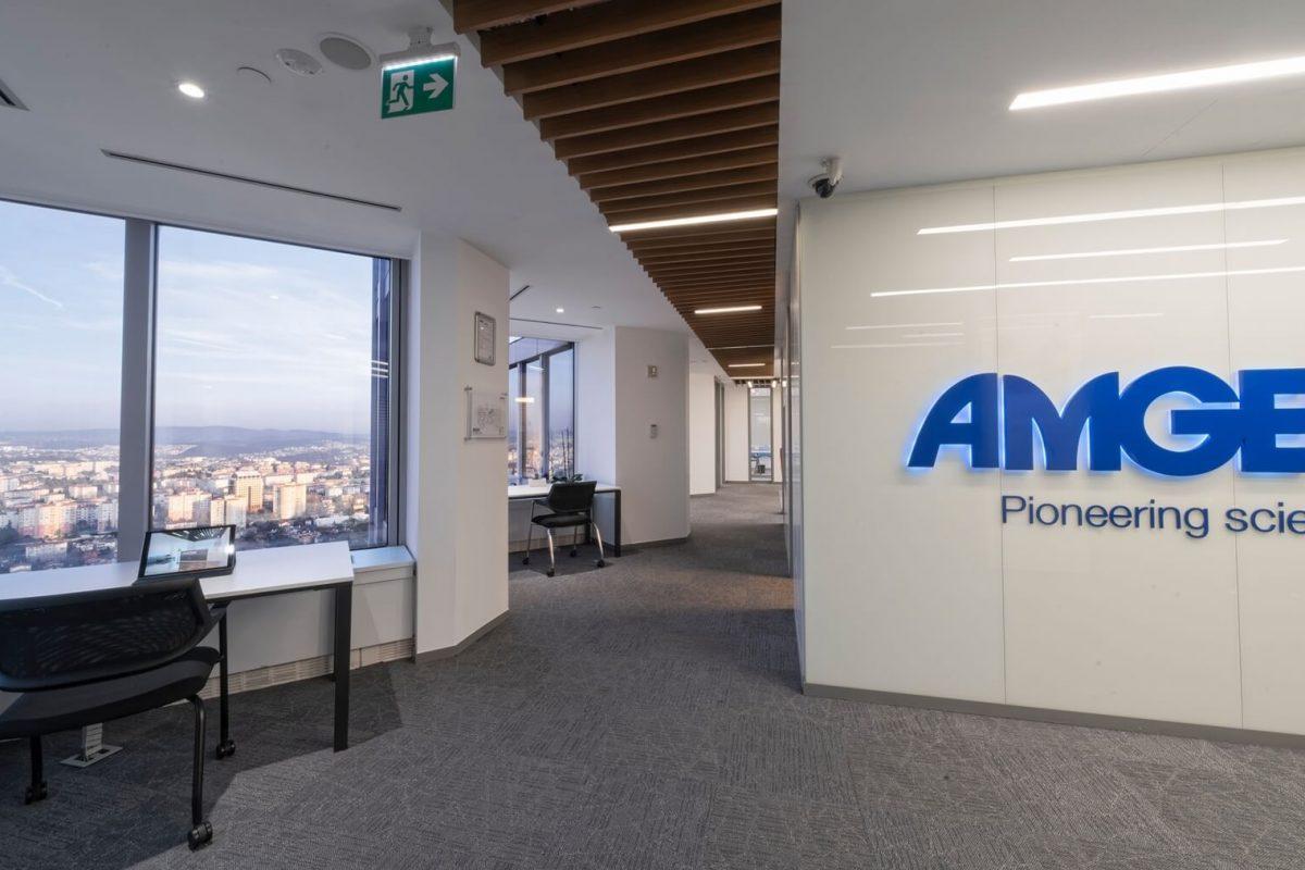 Amgen Türkiye ofis 4