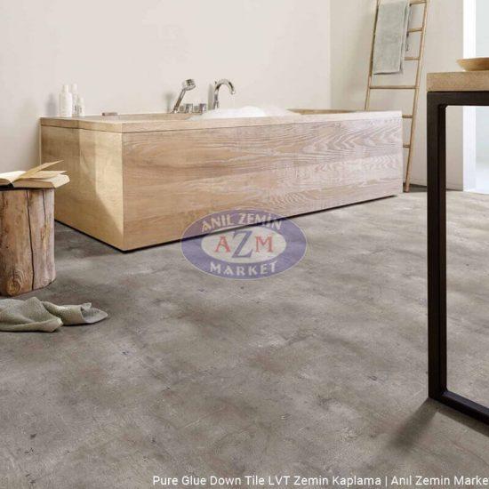 Pure Tile LVT Zemin kaplama Zinc 907m