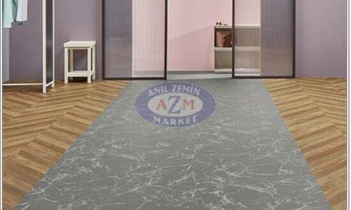 Eternal Material PVC Zemin Kaplama uygulama görseli - 13322 grey marble