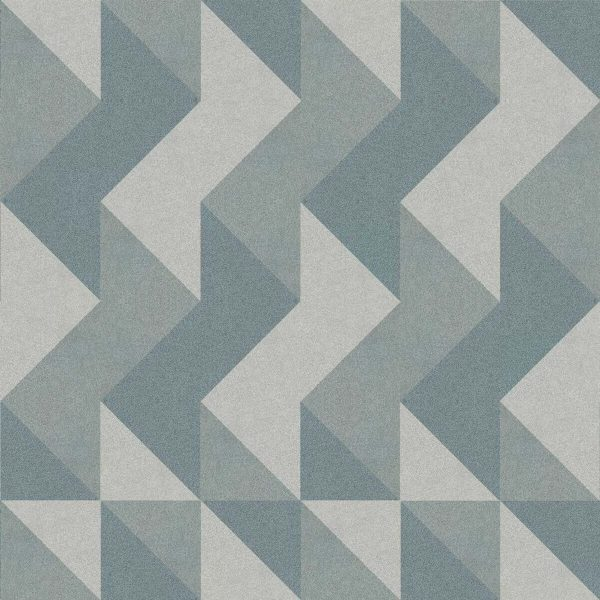 Voxflor karo halı Mere Color desen uygulama