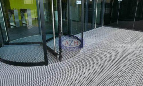AZM pearl döner kapı nem alıcı kapı önü alüminyum paspas 05