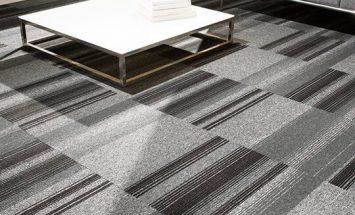 Tessera create space 2 polyamid 50x50 Karo Halı - ofis halısı 1