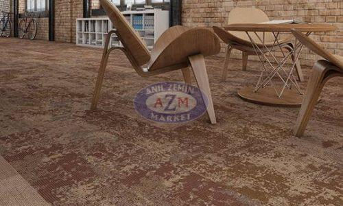 flotex montage plank karo halı uygulama 147008 tundra1