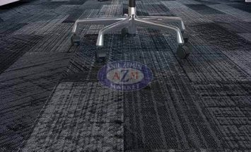 flotex refract plank karo halı uygulama2 137001 obsidian