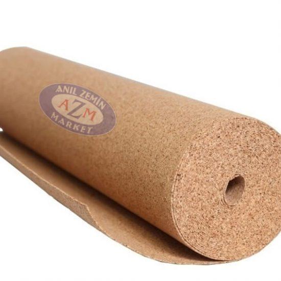 Corkment linolyum mantar zemin kaplama