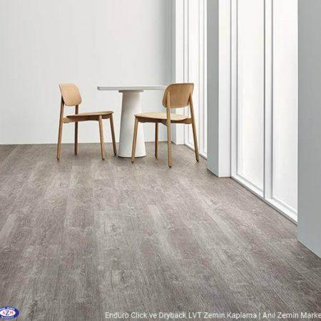 Enduro click kereste desenli pvc vinil LVP-LVT zemin kaplama 69336DR3-69336CL3 anthracite timber