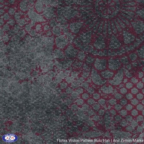 230002 Heritage faded ruby