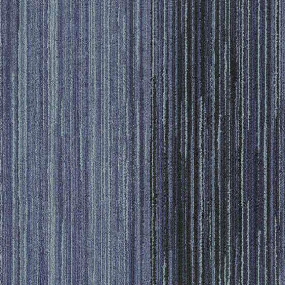 mavi degrade karo halı - mavi ofis halı