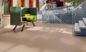 Marmoleum terra linolyum dogal zemin kaplaması 5804-580435 pink granite