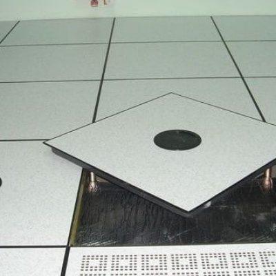 beton özlü yükseltilmiş döşeme 1