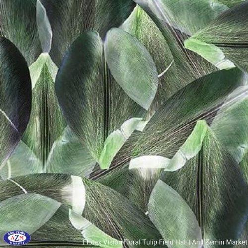 001589 Tulip Field Green