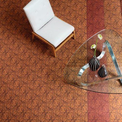 flotex tibor ziggurat rulo halı uygulama görseli 2